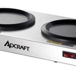 Admiral Craft Warmer Plate. 120V, 500 Watt