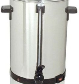 Admiral Craft Coffee Percolator, S/S, 100 Cup