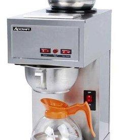 Admiral Craft Coffee Brewer, S/S, 120V, 1650 Watt