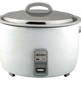 Admiral Craft Rice Cooker, 25 Cup, 120V. 1550 Watt