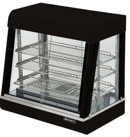 "Admiral Craft Heated Display Case, 26"" x 25.25"" x 18.3"""