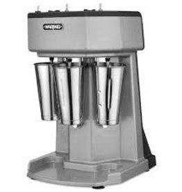 Waring Drink Mixer w/ (3) 28 oz Malt Cups