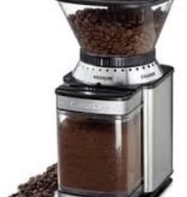 Cuisinart Coffe Grinder, Burr, 4 to 18 Cups