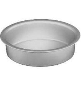"Fat Daddio's Oval Cake Pans (3 Per Case), 4"" x 11"" x 3"""