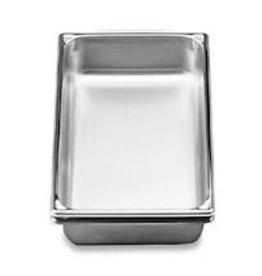 "Vollrath Steam Table Pan, S/S, Full, 6"" Deep"