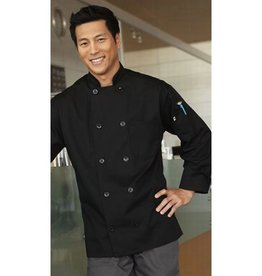 Uncommon Threads Classic Chef Coat, Long Sleeve