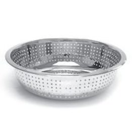 "Thunder Group Chinese Colander, 13"" Dia, 4.5mm Holes"