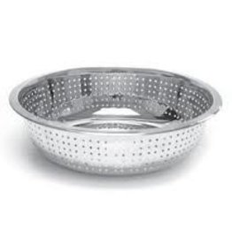 "Thunder Group Chinese Colander, 13"" Dia, 2.0mm Holes"