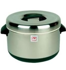 Thunder Group Sushi Rice Pot, S/S 60 Cup