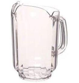Thunder Group Acrylic Drink Pitcher, 64 oz