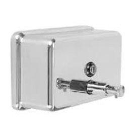 Thunder Group Horizontal Soap Dispenser, S/S, 40 oz