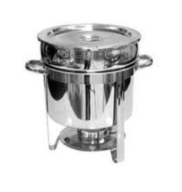 Thunder Group Chafer, S/S, 11 Qt