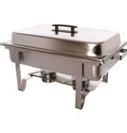 Thunder Group Chafer, S/S, 8 Qt