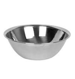 Thunder Group Mixing Bowl, S/S, Curved Lip, 13 Qt