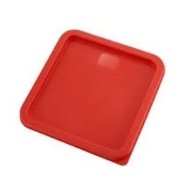 Winco Food Storage Container Lid, 6 & 8 Qt