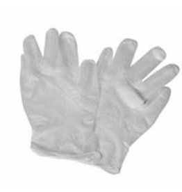 Winco Disposable Vinyl Gloves, Large