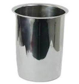 Winco Bain Marie, Mirror, 1-1/4 Qt