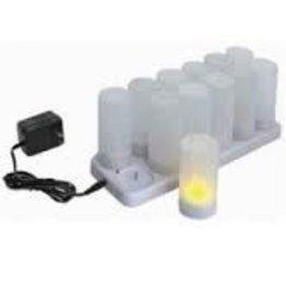 Winco Tealights Set, 12 Pcs