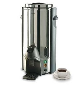Focus Foodservice Coffee Maker, Electric, 100 Cup