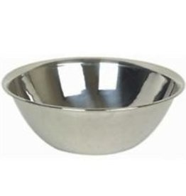 Thunder Group Mixing Bowl, S/S, Curved Lip, 4 Qt
