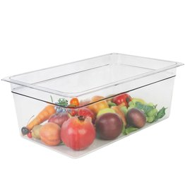 "Thunder Group Food Pan, Full Size, 8"" Deep"