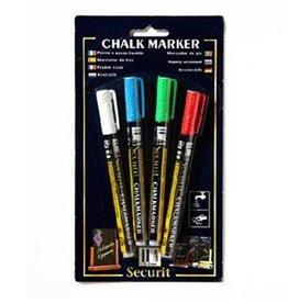 American Metalcraft Chalk Markers