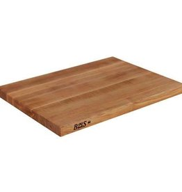 "John Boos Cutting Board, Maple, 20"" x 15"" x 1-1/2"""