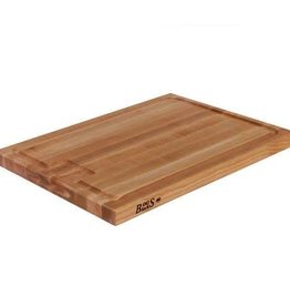 "John Boos Cutting Board, Maple, 24"" x 18"" x 1-1/2"""