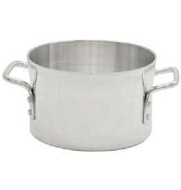 Thunder Group Sauce Pot, Alum, 20 Qt