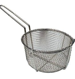 Update International Fryer Basket, Nickel Pltd, 9-1/2""