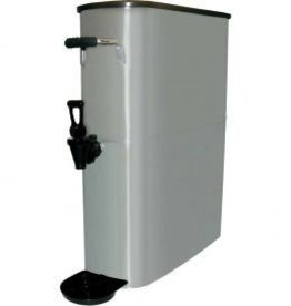 Update International Iced Tea Dispenser, S/S, 5 Gal.