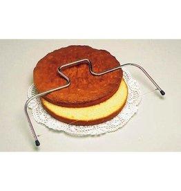 "Paderno Cake Wire Slicer, 12-1/2"""