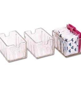 """Admiral Craft Sugar Packet Holder, 2.5"""" x 3.5"""""""