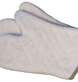 Johnson Rose Oven Mitts