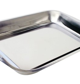 "Johnson Rose Bake Pan, 16-1/4"" x 11"" x 2"""