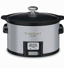 Cuisinart Slow Cooker, 3-1/2 Qt