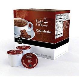"""Keurig K-Cups. """"Cafe Mocha"""""""