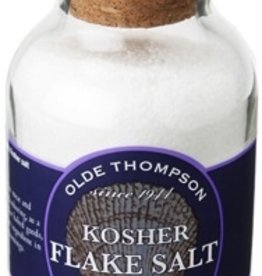 Olde Thompson Kosher Flake Salt, 11 oz