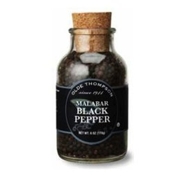 Olde Thompson Whole Black Pepper, 6 oz