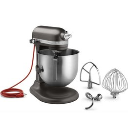 KitchenAid KitchenAid Commercial Mixer, 8 Qt, Pewter