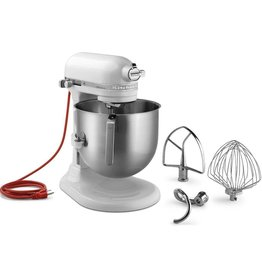 KitchenAid KitchenAid Commercial Mixer, 8 Qt, White