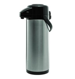 Service Ideas Airpot w/Pump, 3 Liter
