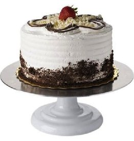 Focus Foodservice Cake Stand, Revolving, 12""