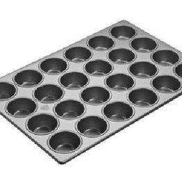 Focus Foodservice Cupcake/Muffin Pan, 24 Cavities
