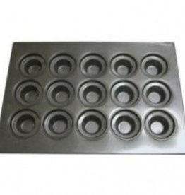 Focus Foodservice Large Crown Muffin Pan