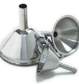 Norpro Funnel Set, S/S, 3 Pcs