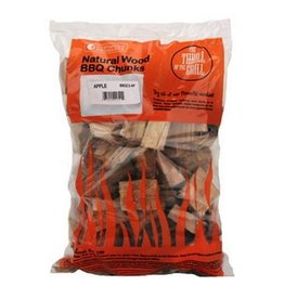 Cameron Products BBQ Chunks, Apple, 5 lbs