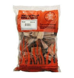 Cameron Products BBQ Chunks, Pecan, 5 lbs