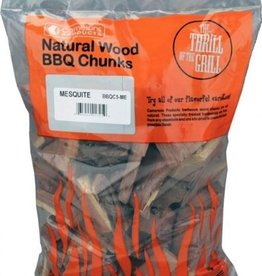 Cameron Products BBQ Chunks, Mesquite, 5 lbs
