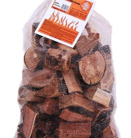 Cameron Products BBQ Chunks, Oak, 10 lbs